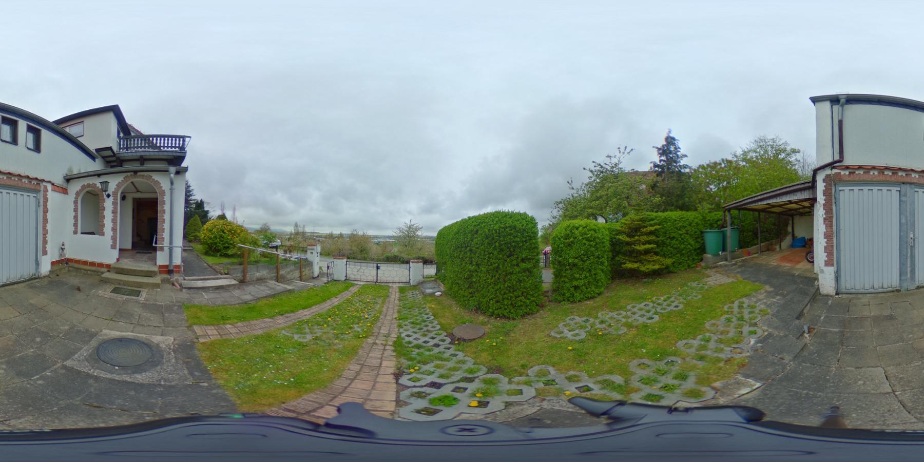 VERKAUFT - Lage, Aussicht, Natur und Platz und das in Wernigerode! 360 Grad