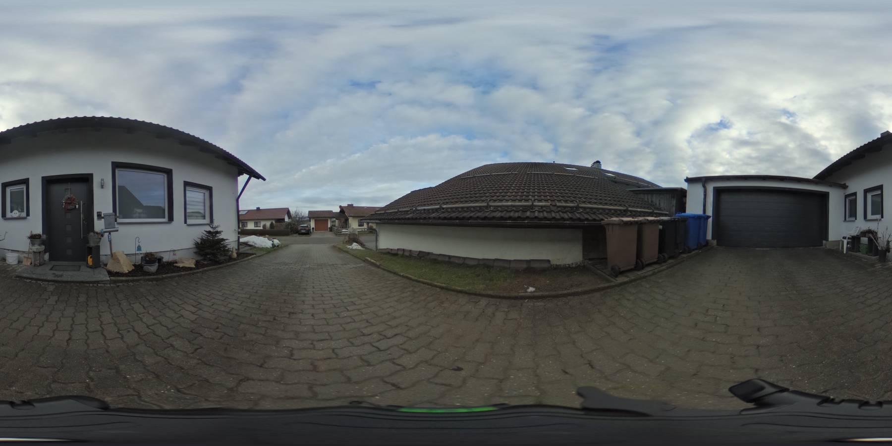 Zweifamilienhaus in Erlauzwiesel bei Waldkirchen zu verkaufen. 360 Grad