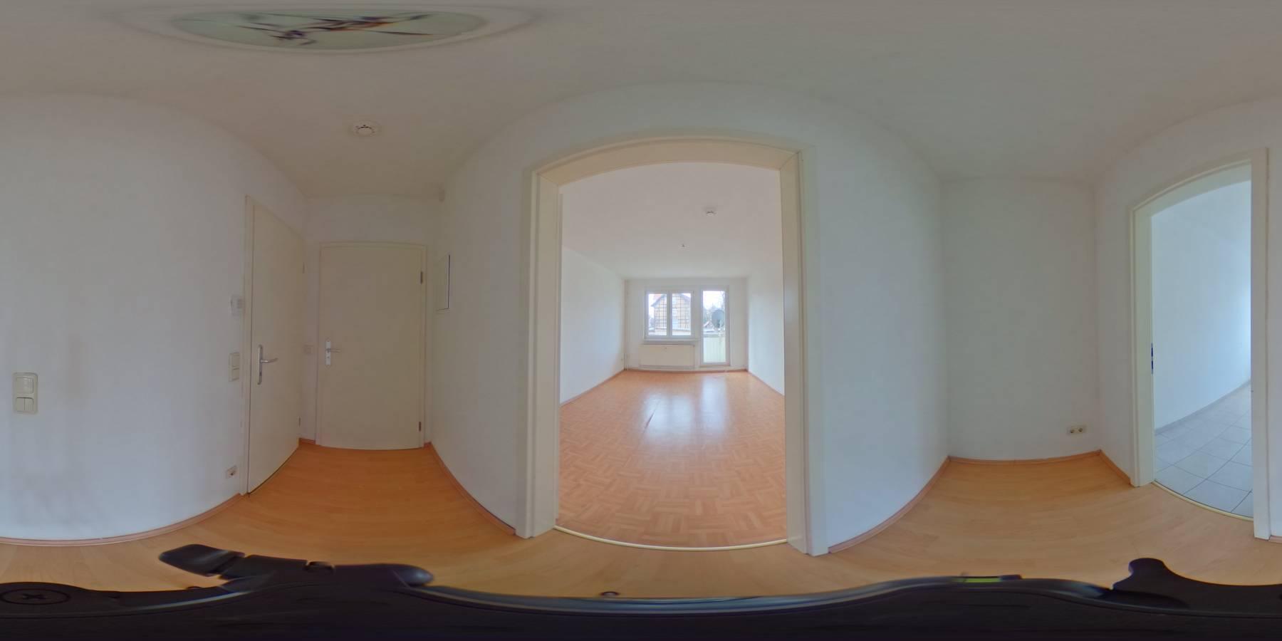 Singel-Wohnung in Osterwieck zu vermieten 360 Grad
