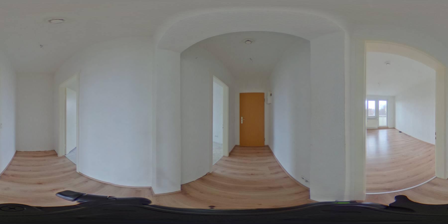 2-Zimmerwohnung in Osterwieck zu vermieten. 360 Grad