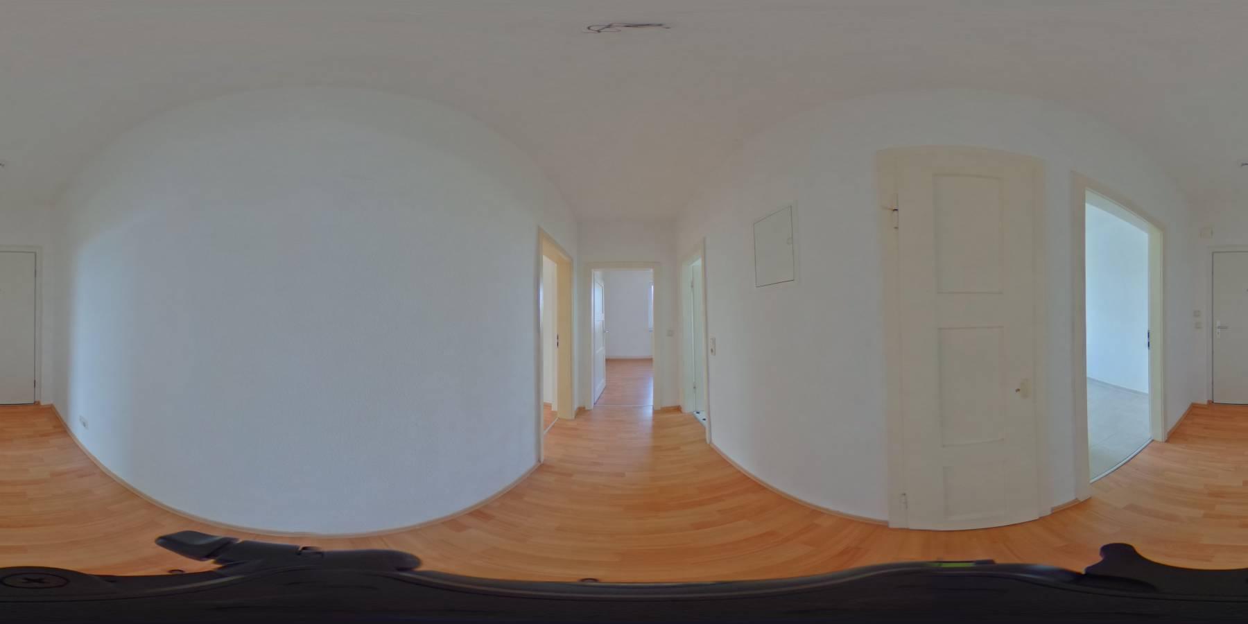 Etagenwohnung in Osterwieck zu vermieten. 360 Grad