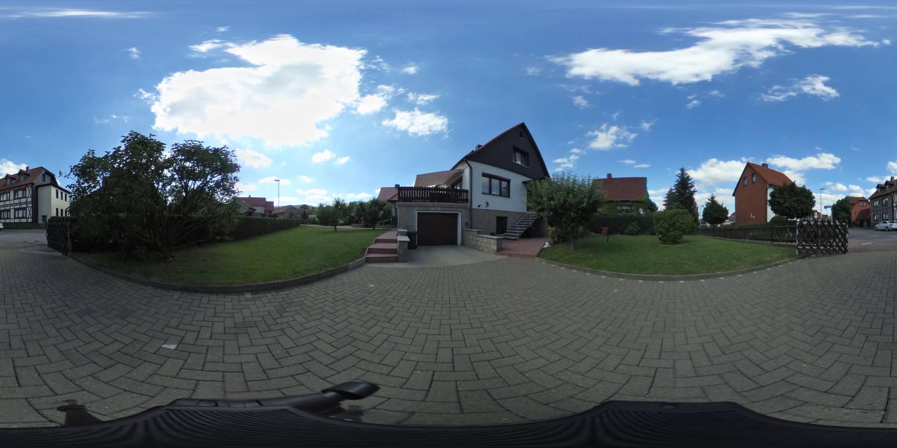 Modernisiertes Einfamilienhaus in Ilsenburg zu verkaufen. 360 Grad