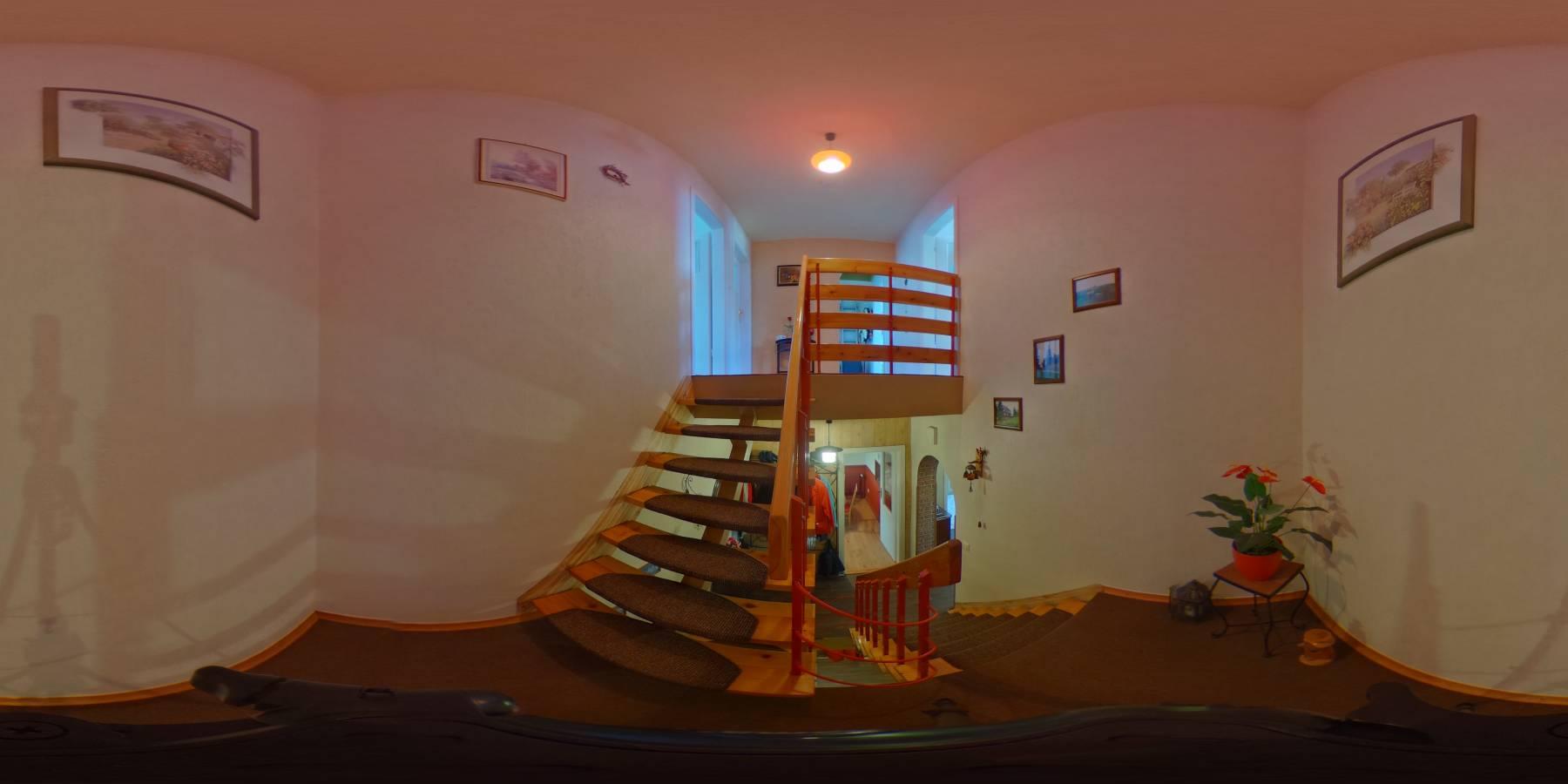 Reihenmittelhaus in ruhiger Lage von Wernigerode. 360 Grad