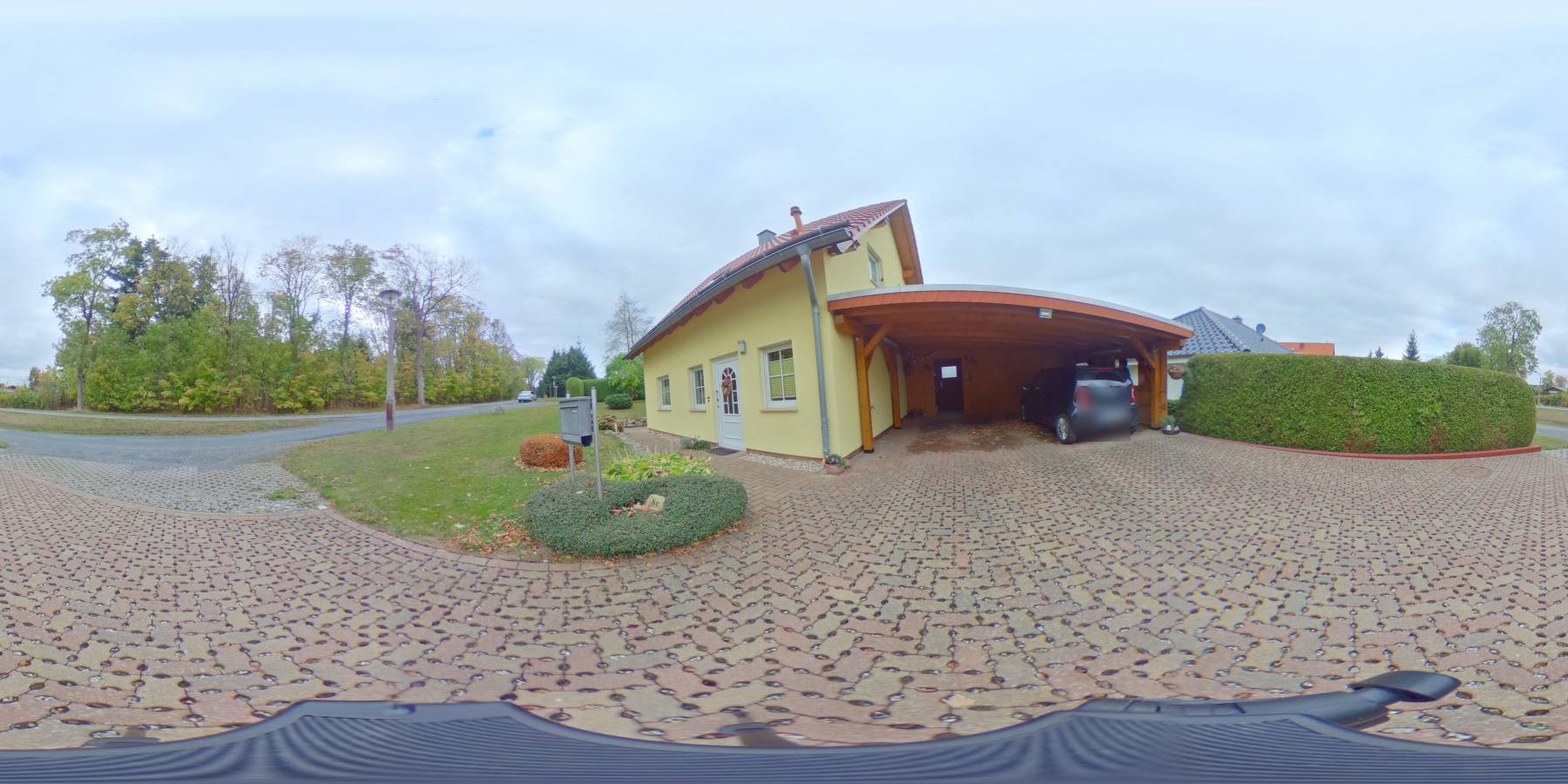 VERKAUFT - Einfamilienhaus in Benneckenstein zu verkaufen. 360 Grad