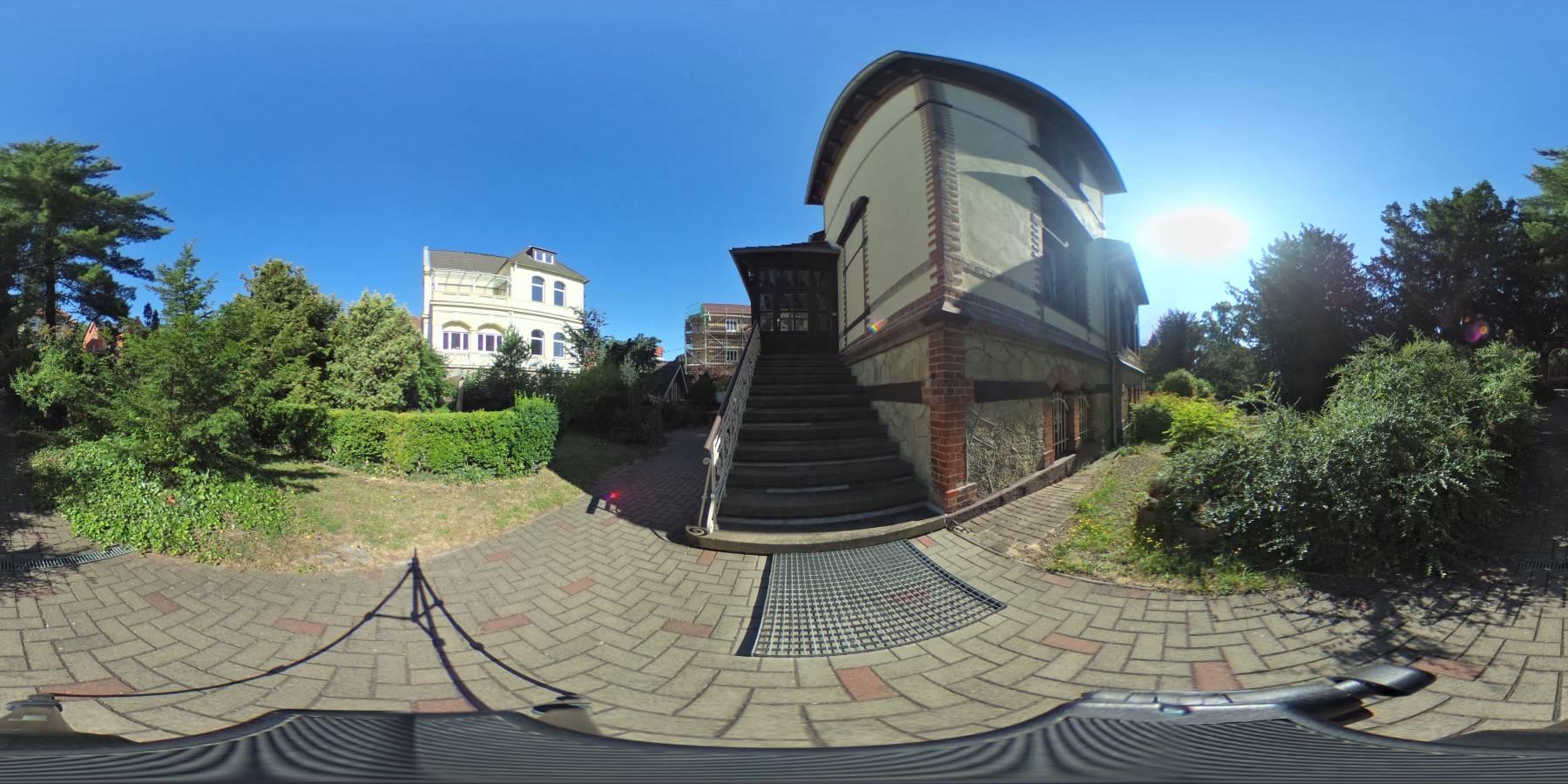 Herrschaftliche Villa in Blankenburg 360 Grad