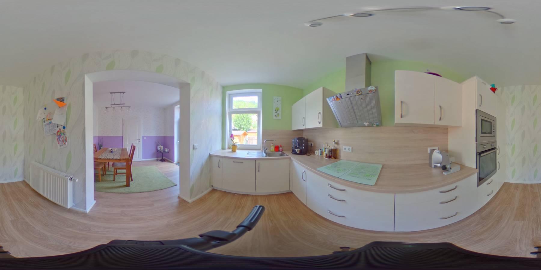 RESERVIERT - Kernsaniertes Einfamilienhaus in Wernigerode / Hasserode zu verkaufen. 360 Grad